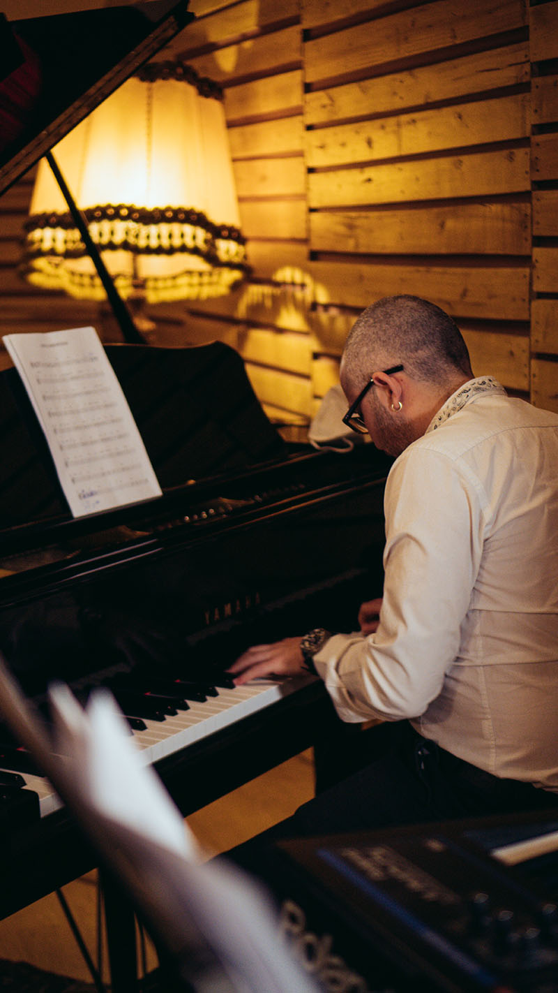 piano machin