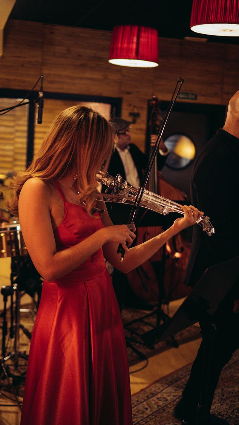 violin machin